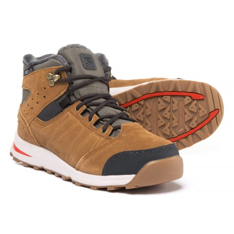 Salomon Utility Climashield® Winter Boots - Waterproof, Insulated (For Boys)