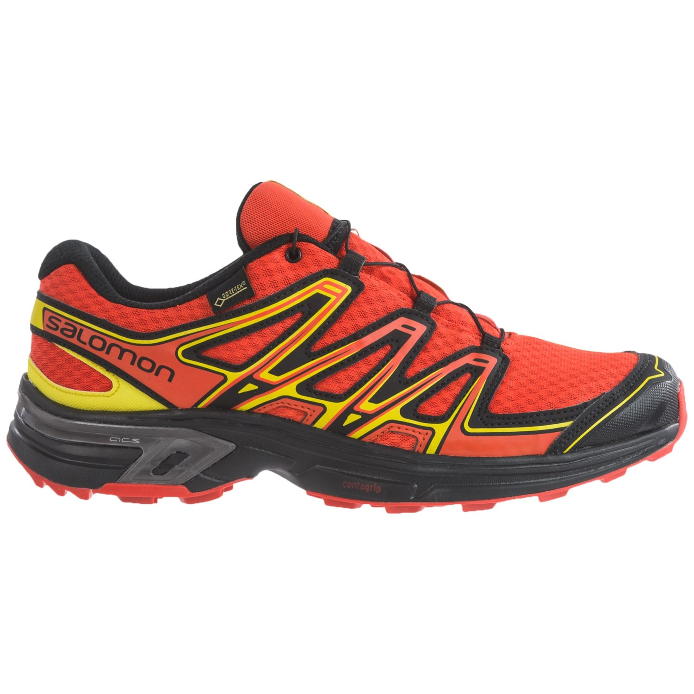 Salomon Wings Flyte 2 Gore Tex® Trail Running Shoes Waterproof (For Men)
