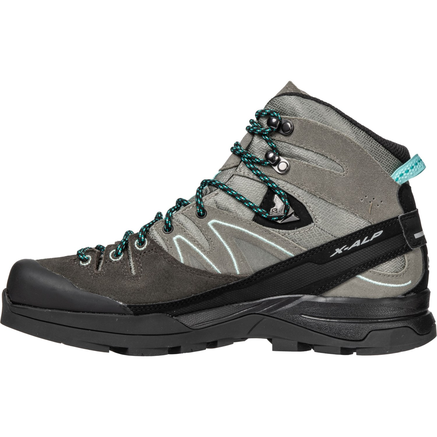 58d95a49bf5 Salomon X Alp Mid Gore-Tex® Backpacking Boots - Waterproof (For Women)