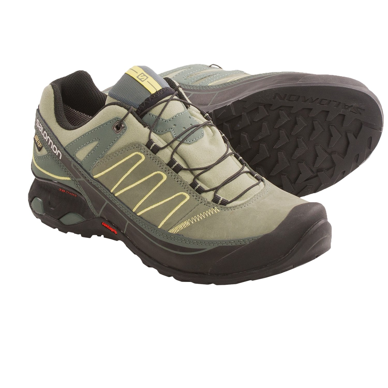 Salomon X Over LTR Gore-Tex^ Hiking Shoes - Waterproof (For Women) in
