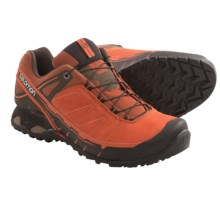 Salomon X-Over Trail Shoes (For Men) in Moab Orange/Red/Brown - Closeouts