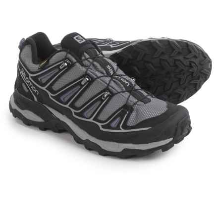 Salomon X Ultra 2 Gore-Tex® XCR® Trail Shoes - Waterproof (For Women) in Detroit/Black/Artist Grey - Closeouts