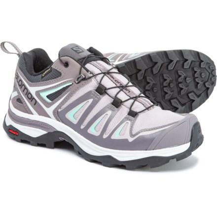 e2fa0f2337 Salomon X Ultra 3 Gore-Tex® Hiking Shoes - Waterproof (For Women)