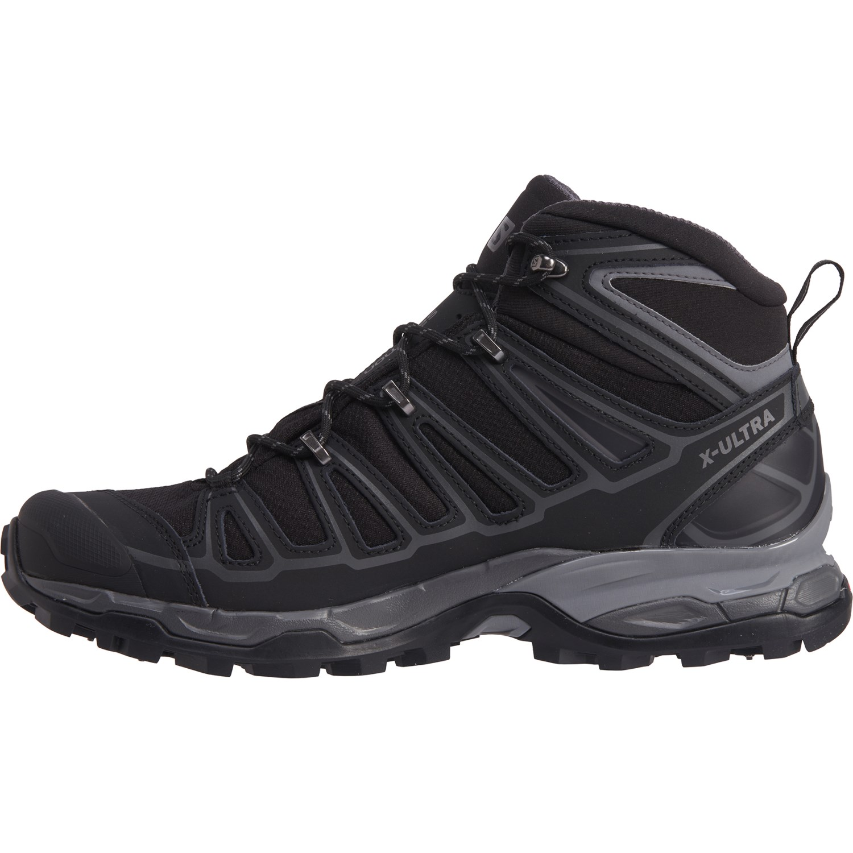 cliente film Ringraziamento  Salomon X Ultra Mid 2 Spikes Gore-Tex® Hiking Boots (For Men) - Save 23%