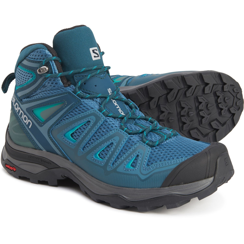 Salomon X Ultra Mid 3 Aero Hiking Boots