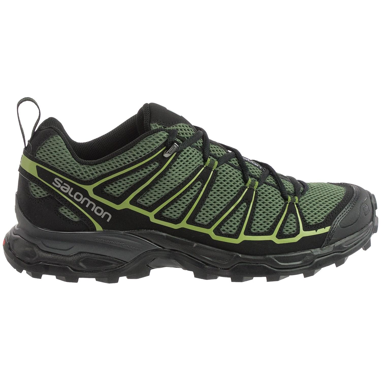 Salomon X Ultra Prime Men S Hiking Shoes Review