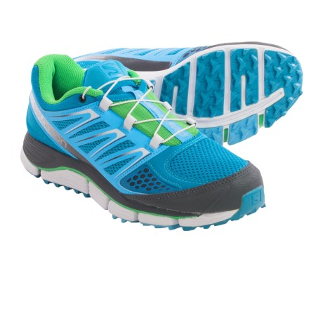Salomon X Wind Pro Trail Running Shoes (For Women)