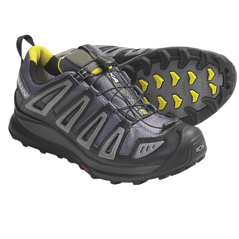 Salomon XA Comp 6 Gore Tex^ Trail Running Shoes Waterproof (For Men
