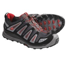 Salomon XA Comp 6 Trail Running Shoes (For Men) in Autobahn/Black/Bright Red - Closeouts