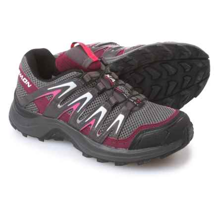 Salomon XA Comp 7 Trail Running Shoes (For Women) in Detroit/Autobahn/Bordeaux - Closeouts