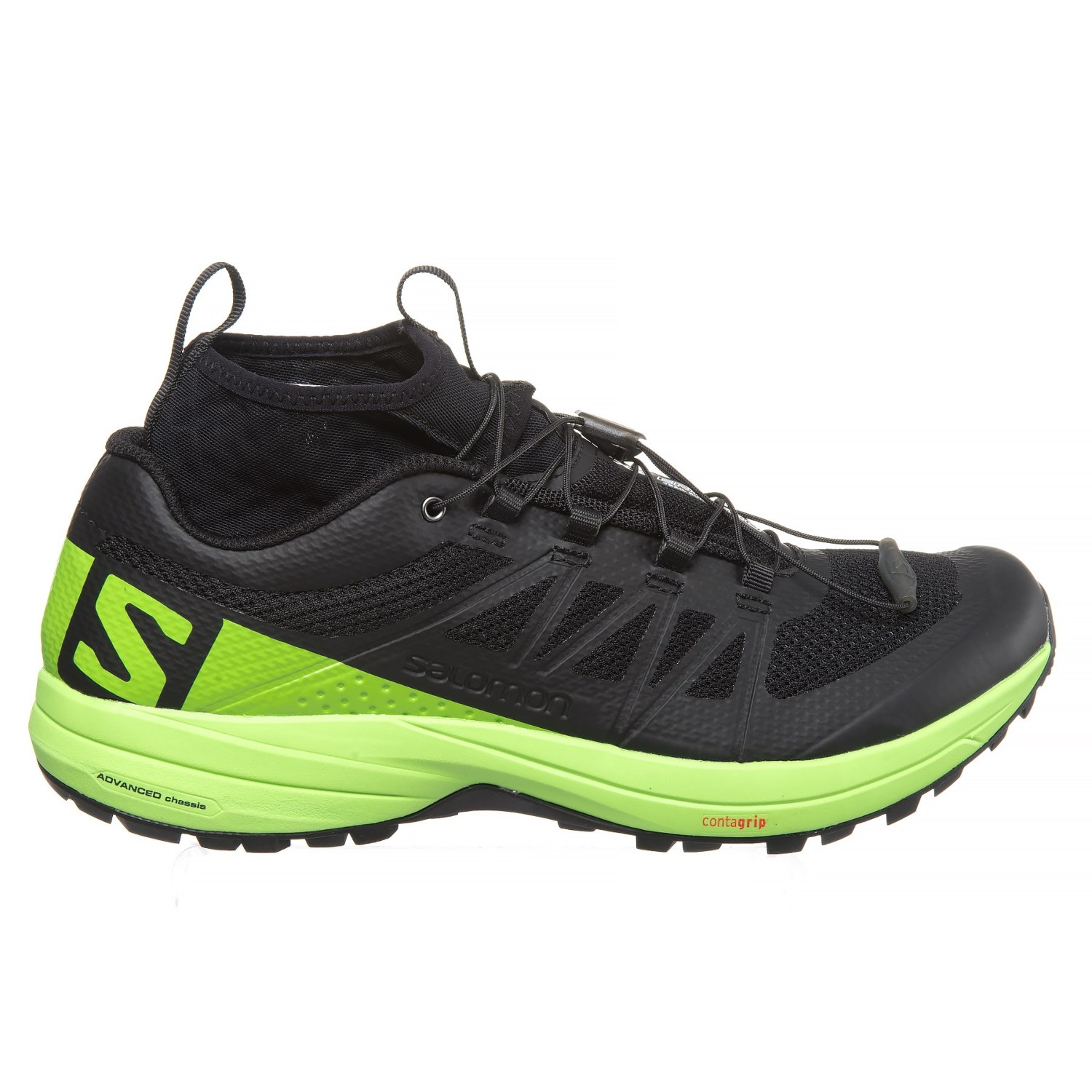 salomon xa enduro trail running shoes for men save 43. Black Bedroom Furniture Sets. Home Design Ideas