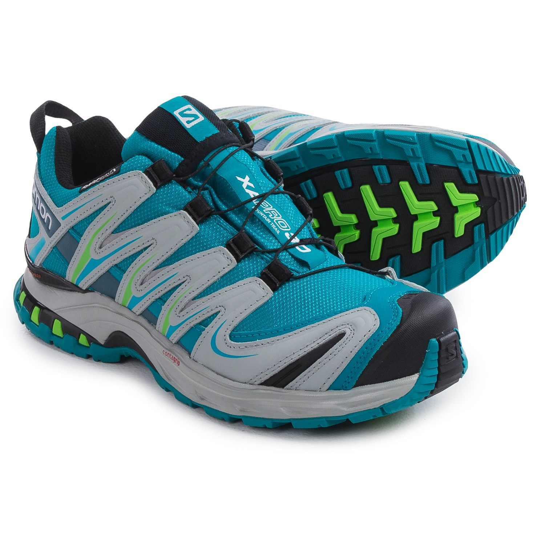 salomon xa pro 3d climashield trail running shoes for women save 31. Black Bedroom Furniture Sets. Home Design Ideas