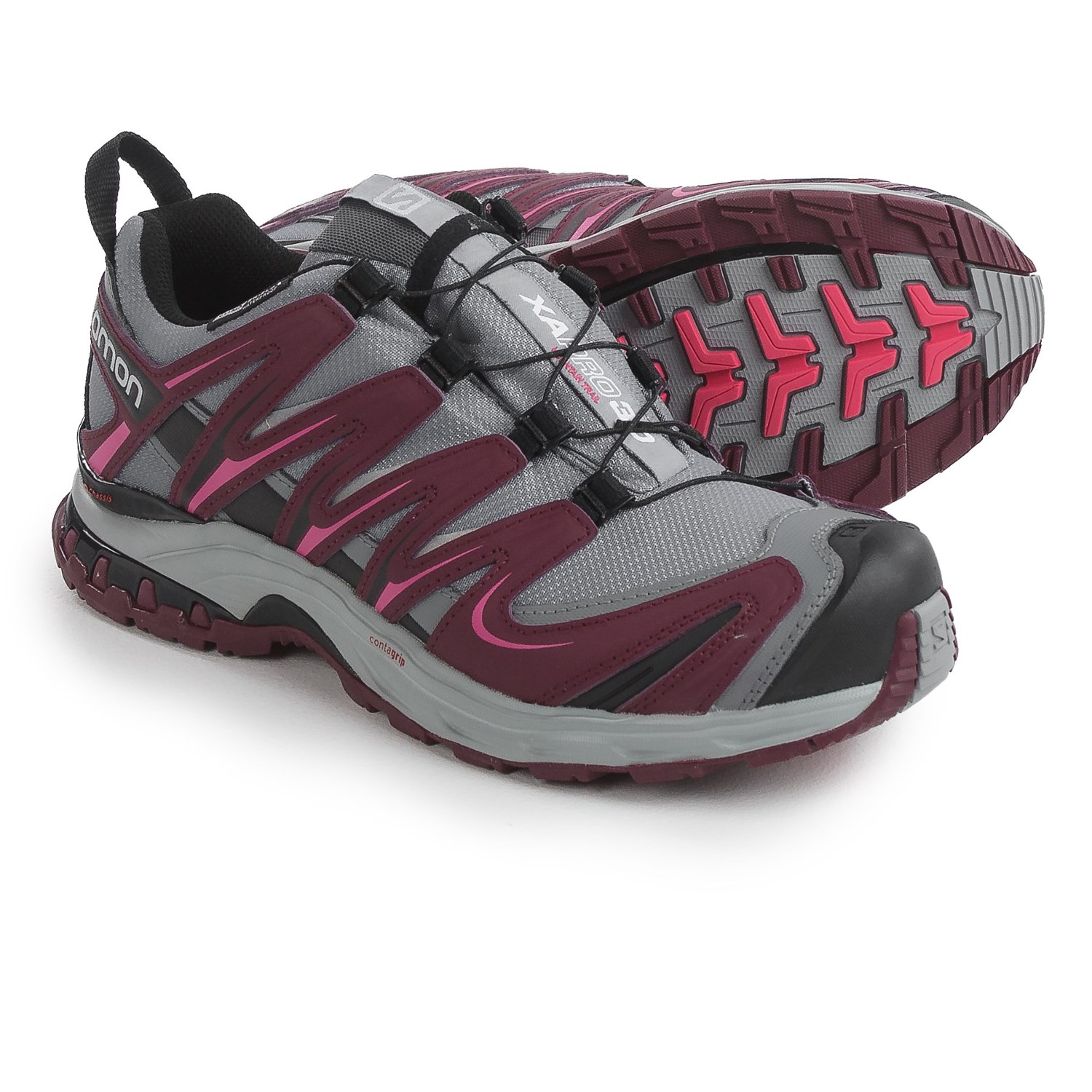 Salomon Trail Running Shoes Waterproof Women