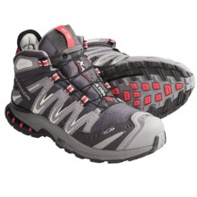 Salomon XA Pro 3D Mid 2 Gore-Tex® Hiking Boots - Waterproof (For Women) in Autobahn/Pewter/Papaya - Closeouts