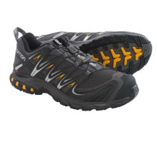 Salomon XA Pro 3D Trail Running Shoes (For Men) in Autobahn/Black/Yellow Gold - Closeouts