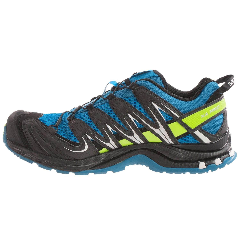 salomon xa pro 3d trail running shoes for men save 46. Black Bedroom Furniture Sets. Home Design Ideas
