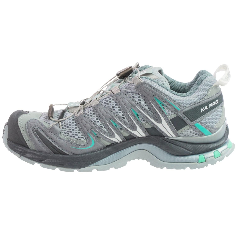 salomon xa pro 3d trail running shoes for women save 38. Black Bedroom Furniture Sets. Home Design Ideas