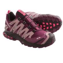 Salomon XA Pro 3D Ultra 2 Climashield Trail Running Shoes - Waterproof (For Women) in Bordeaux/Dove/Papaya - Closeouts