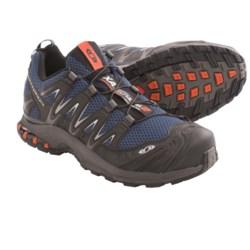 Salomon XA Pro 3D Ultra 2 Trail Running Shoes (For Men) in Swamp/Black/Red