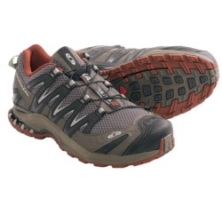 Salomon XA Pro 3D Ultra 2 Trail Running Shoes (For Men) in Swamp/Black/Red