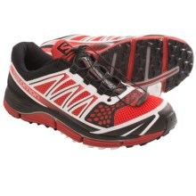 Salomon XR Crossmax 2 Trail Running Shoes (For Men) in Bright Red/Cane/Black - Closeouts
