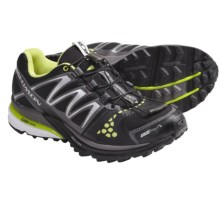 Salomon XR Crossmax Neutral CS Trail Running Shoes (For Women) in Black/Autobahn/Light Green Bean - Closeouts