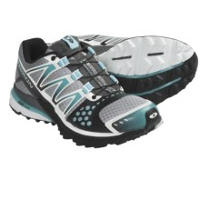 Salomon XR Crossmax Neutral Trail Running Shoes (For Women) in Aluminum Black/Atoll - Closeouts