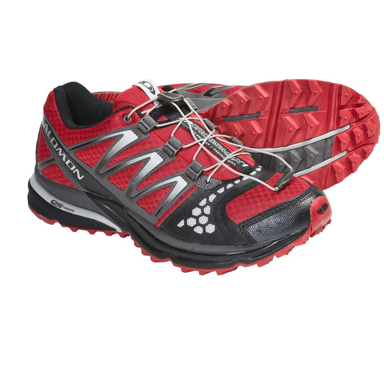 Salomon XR Crossmax Neutral Trail Running Shoes (For Women) in Dynamic