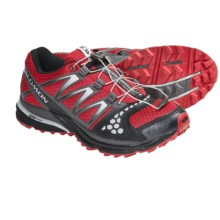Salomon XR Crossmax Neutral Trail Running Shoes (For Women) in Dynamic/Autobahn/Steel Grey - Closeouts