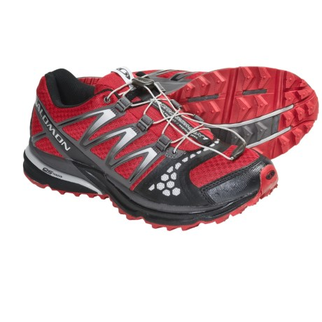 Salomon XR Crossmax Neutral Trail Running Shoes (For Women) in Dynamic/Autobahn/Steel Grey