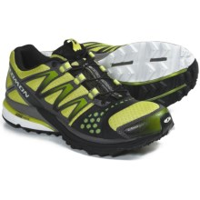 Salomon XR Crossmax Neutral Trail Running Shoes (For Women) in Green Bean/Black/Green Bean - Closeouts