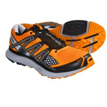 Salomon XR Mission Trail Running Shoes (For Men) in Clemintine/Aluminium/Black - Closeouts