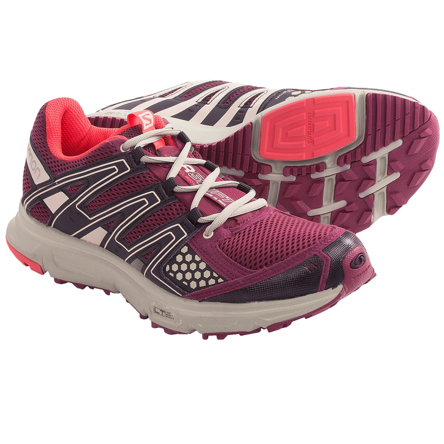 Salomon Xr Shift Trail Running Shoes Review
