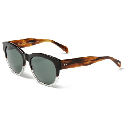 f036a38ab5 Salt Optics Hailey Sunglasses - Polarized (For Women) in Oiled Bark  Fade Cr39
