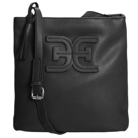 15d4a5b8f8 Sam Edelman Penelope Passport Crossbody Bag (For Women) in Black - Closeouts