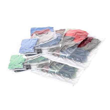 Samsonite Compression Packing Bags - 12-Pack in Clear - Closeouts