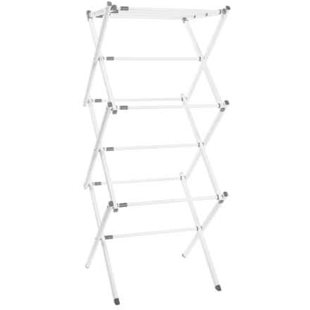 Samsonite Expandable Dryer Rack in White - Closeouts