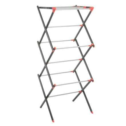 Samsonite Expandable Steel Dryer Rack in Black - Closeouts