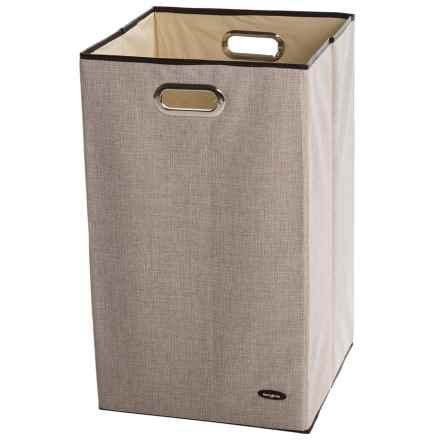 Samsonite Laundry Hamper in Tan - Closeouts