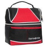 Samsonite Lunch Cooler with Extra Compartment