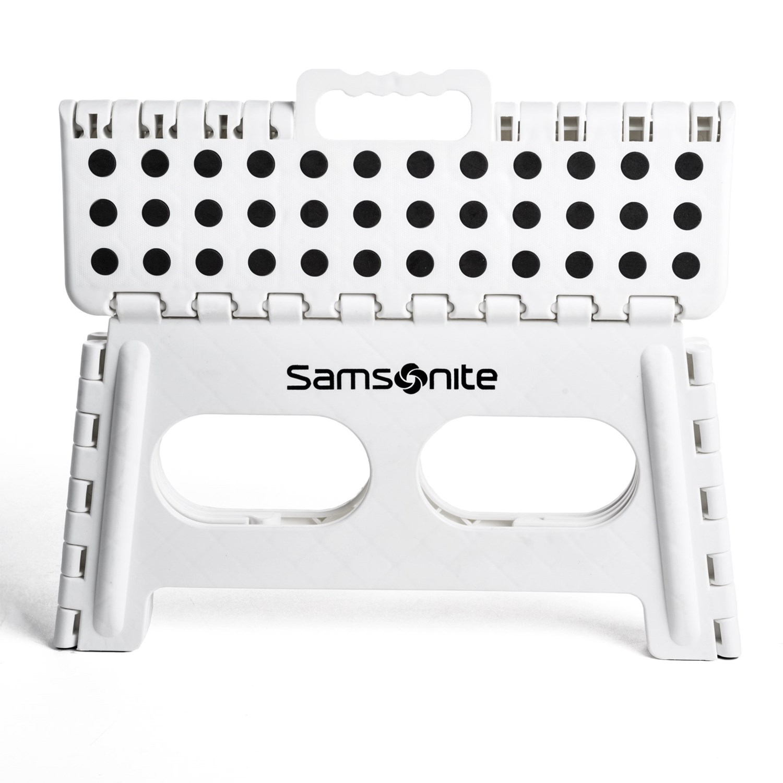 Samsonite Mini Extra Wide Folding Step Stool Save 33