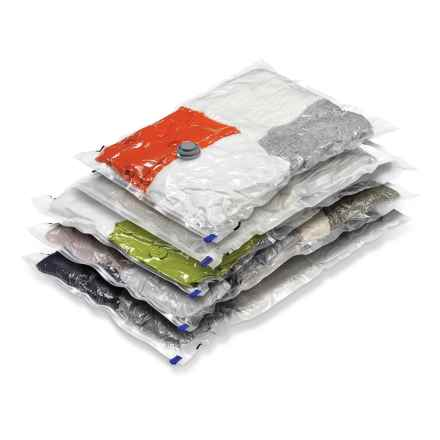 Samsonite Multi-Size Vacuum Storage Bags - 8-Pack in See Photo - Closeouts