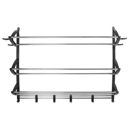 Samsonite Wall-Mounted Sports Rack in See Photo - Closeouts