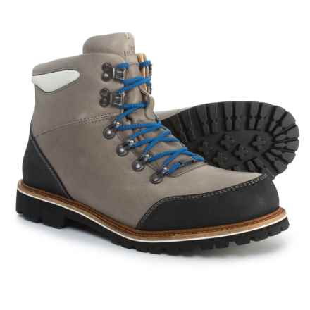 Samuel Hubbard Basecamp Gore-Tex® Boots - Waterproof, Leather (For Men) in Gray - Closeouts