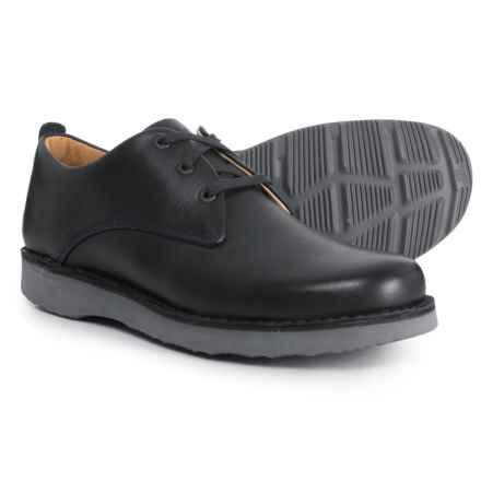 Samuel Hubbard Hubbard Free Oxford Shoes - Leather (For Men) in Black - Closeouts