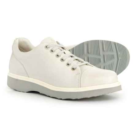 Samuel Hubbard Made in Portugal Fast for Her Leather Sneakers (For Women) in White Cloud - Closeouts
