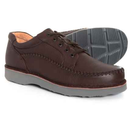 Samuel Hubbard Made in Portugal Get-Up Lace-Up Oxford Shoes - Leather (For Men) in Chocolate - Closeouts