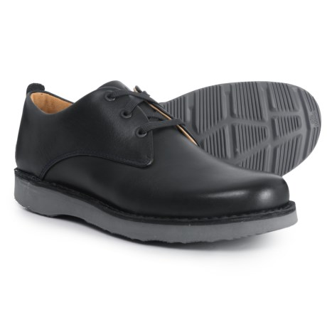 Samuel Hubbard Made in Portugal Hubbard Free Oxford Shoes - Leather (For Men) in Black