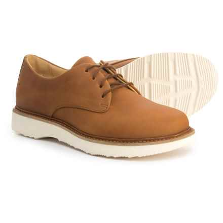 Samuel Hubbard Made in Portugal Hubbard Free Oxford Shoes - Leather (For Women) in Brown Leather - Closeouts