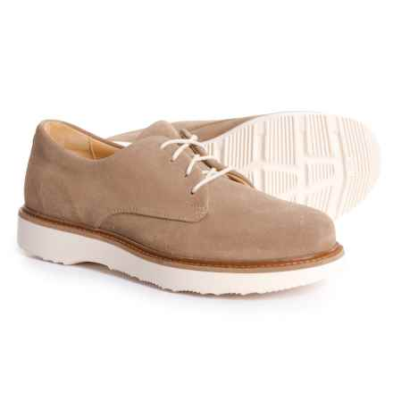 Samuel Hubbard Made in Portugal Hubbard Free Oxford Shoes - Leather (For Women) in Tan Nubuck - Closeouts